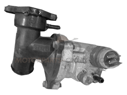 Thermostat cooler